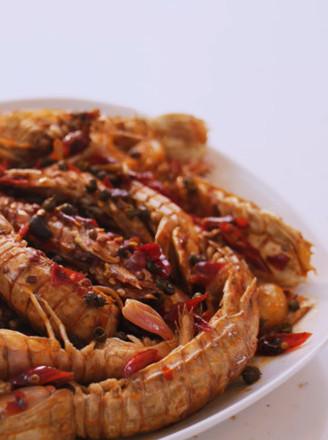 皮皮虾两吃的做法