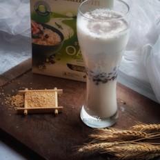 燕麦芋泥鲜奶