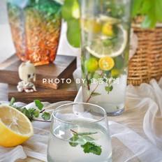 青桔柠檬薄荷水