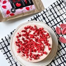 法式草莓慕斯蛋糕