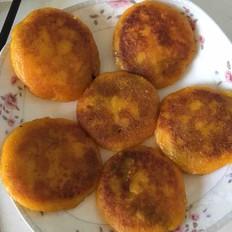 香煎地瓜饼