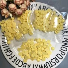 零失败入口即化的蛋黄溶豆