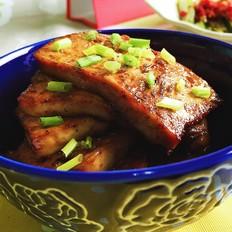 酱汁烤豆腐的做法