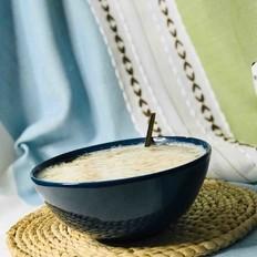 雪燕桃胶牛奶露