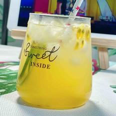百香果柠檬