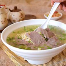 徽湘情缘淮南牛肉汤