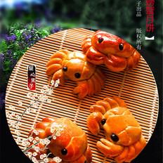 黄金螃蟹月饼闹金秋