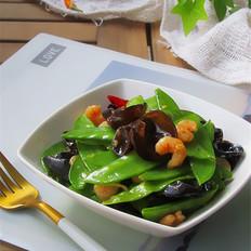 素爆蝦仁荷蘭豆