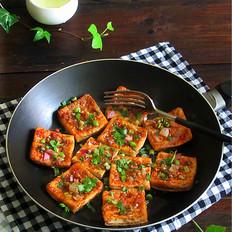 蒜香臭豆腐