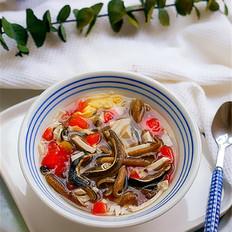 番茄豆腐鳝鱼汤