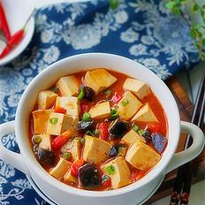 酱焖皮蛋豆腐