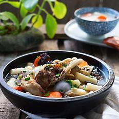 棒骨山药养颜暖身汤