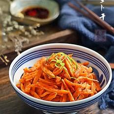 自制香辣萝卜干的做法