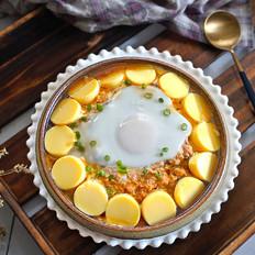 玉子蒸蛋的做法