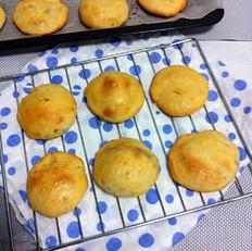 烤小烧饼的做法