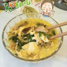 芙蓉鲜疏汤