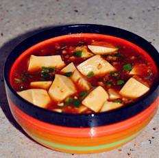 简版红烧豆腐