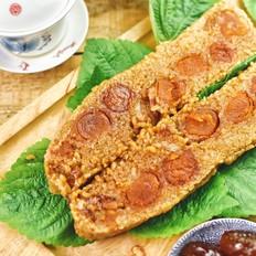 网红七星龙珠大肉粽