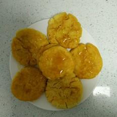 香煎玉米糯香饼
