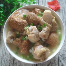 霸王超市丨鸡腿猴头菇汤