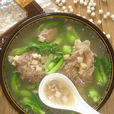 茯苓棒骨汤