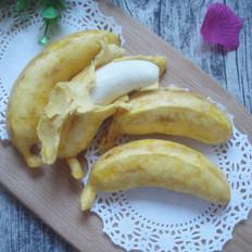 仿香蕉馒头