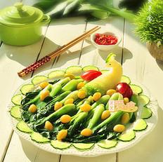 白果烩油菜