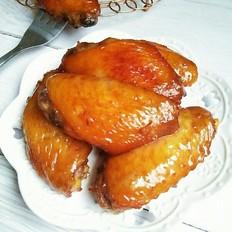 红酒烤鸡翅