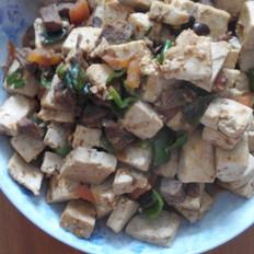 清淡版麻婆豆腐