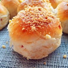 蔓越莓酥粒面包
