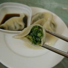 荠菜木耳猪肉水饺