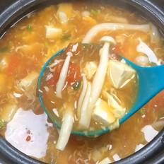 减脂豆腐汤