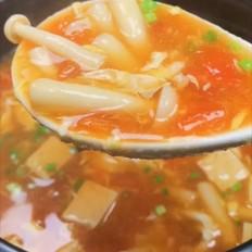 番茄开胃汤