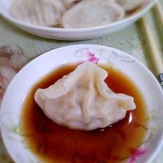 三鲜虾仁饺子