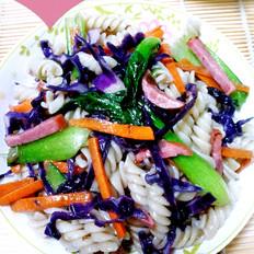蔬菜螺丝面