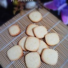 柠檬曲奇饼干