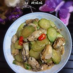 黄瓜炒海鲜