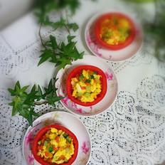 番茄彩蔬盅