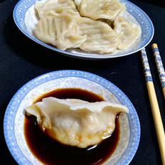 卷心菜水饺