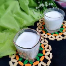 牛奶山药汁