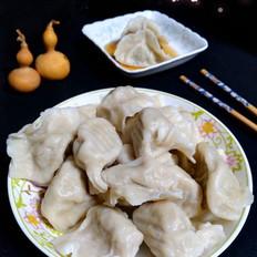 西葫芦水饺