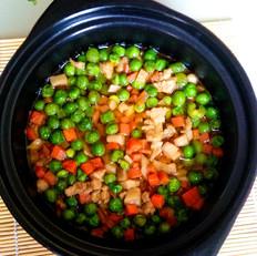 麦豆砂锅煲