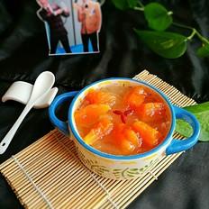 木瓜银耳莲子美容汤