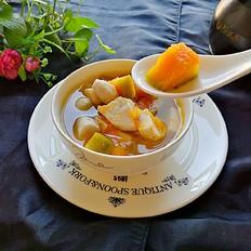 香芋南瓜甜汤