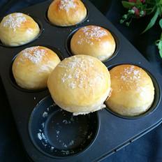 椰蓉小餐包的做法