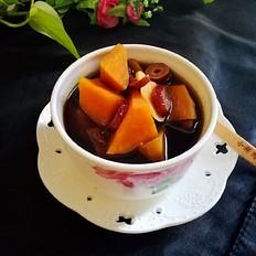 砂锅三红姜汤