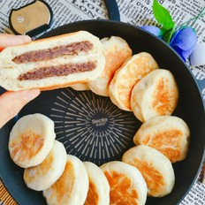 黑豆沙发面饼