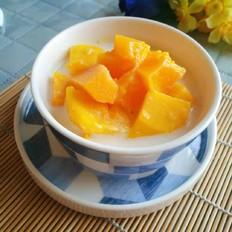 木瓜牛奶甜汤