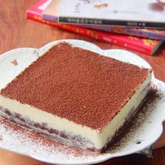黑白配慕斯蛋糕