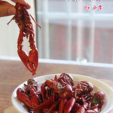 麻辣口味虾